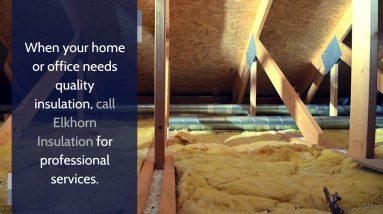 Bozeman Insulation Contractor » Elkhorn Insulation