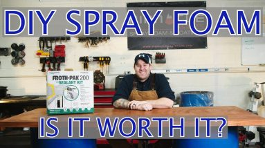 DIY vs. Professional Spray Foam Insulation - Is It Worth It?