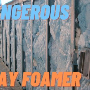 """Who are the most dangerous Spray Foam Insulation Installers? 5 """"types"""" to Stay FAR FAR AWAY From!"""