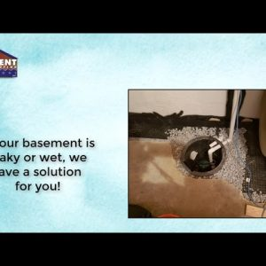 waterproofing and foundation repairs